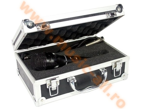 Jm369fc Microfon Flight Case Ibiza