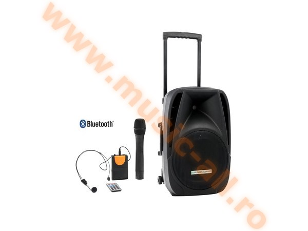 Pronomic PH15AW MP3/BT/MIC/Headset